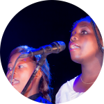 Live concert from the East Africa Program students