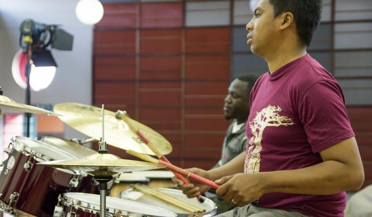 Ensemble Class at Global Music Campus
