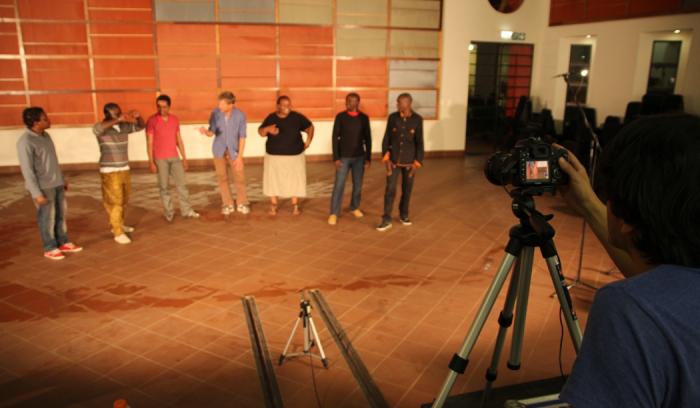 Documentation Program at Global Music Campus