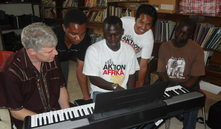 Piano lessons at Global Music Campus