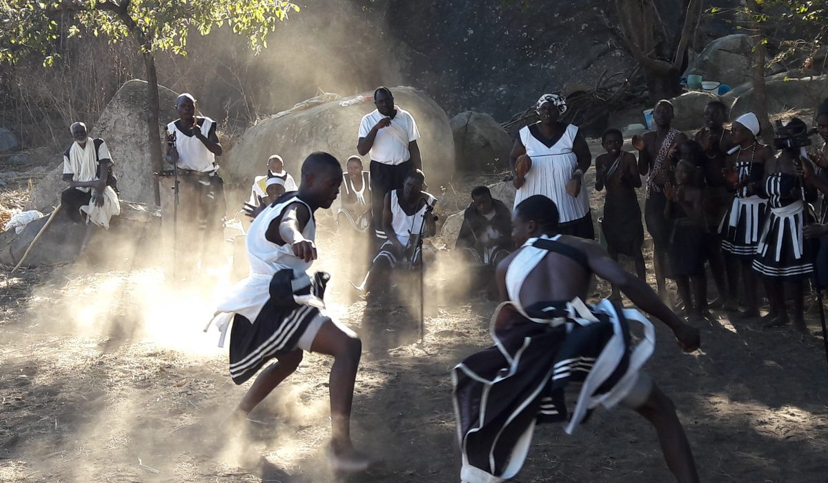 Zimbabwe music and dance - Study African Music at the Global Music Campus