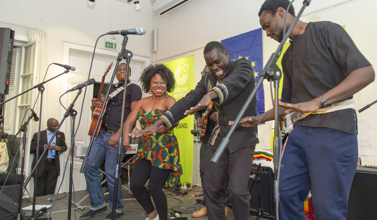 Concert at the East African Global Music Campus