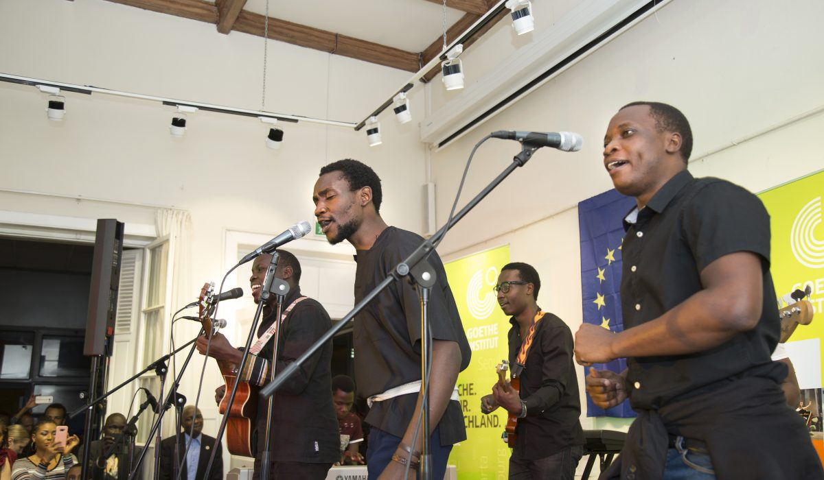 Live Concert at East African Global Music Campus
