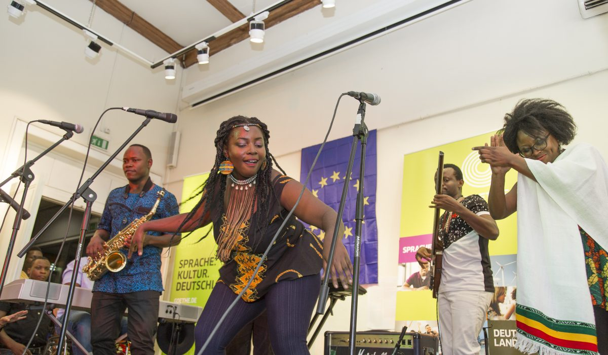 Traditional Ethiopian Concert at Global Music Campus