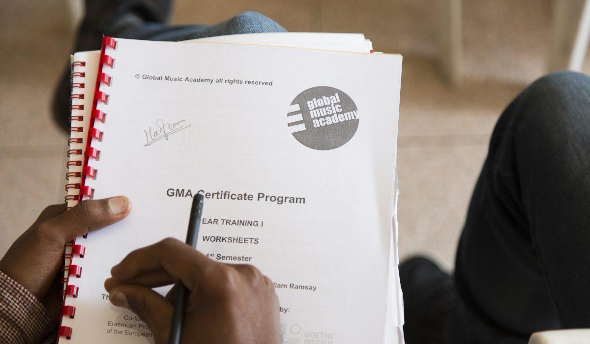 Global Music Academy Certificate Program