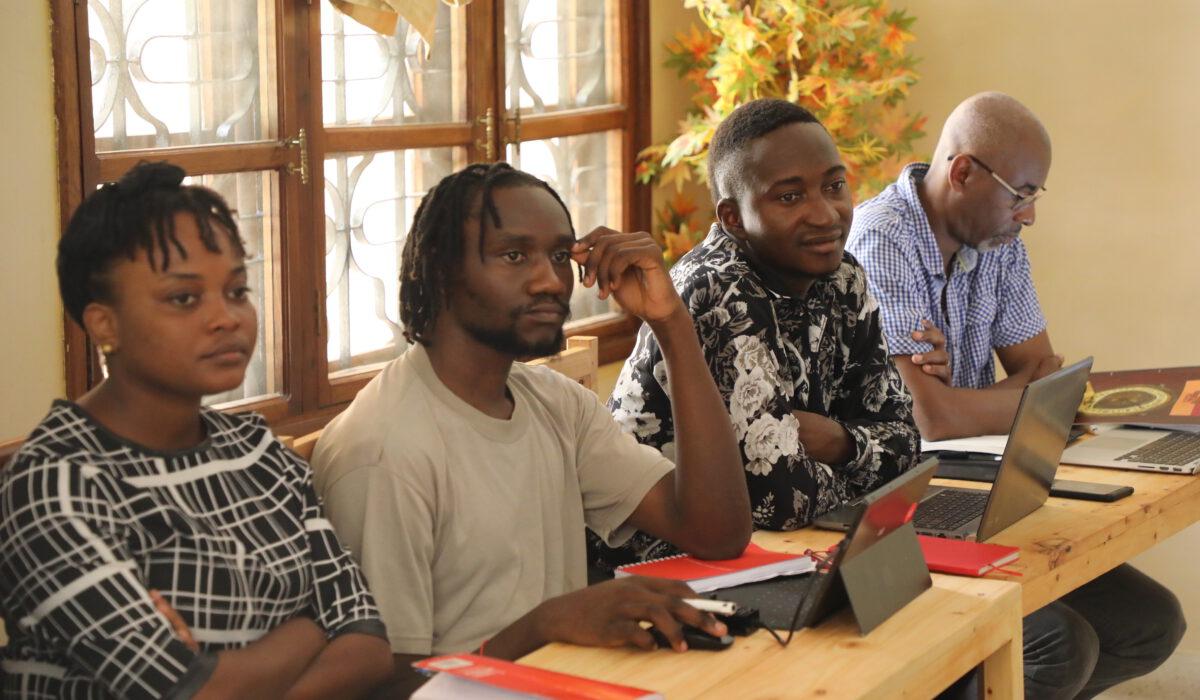 Business Development Workshop, Dar es Salaam 2020