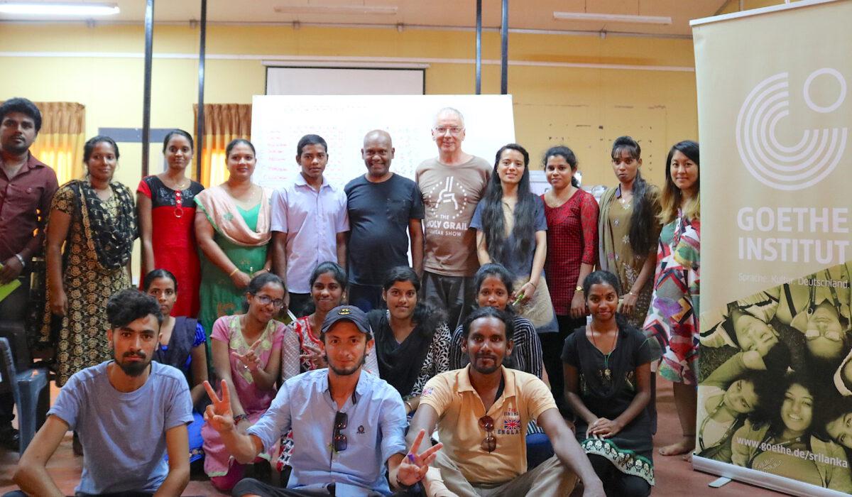 South Asian Campus 2018 Sri Lanka
